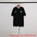 2020 off white T-shirts Men's summer 100% cotton Short sleeve jersey print logo