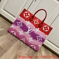 Louis Vuitton Onthego Bag LV monogram canvas GM vuitton totes luxury handbag
