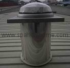 rigidity solar tube