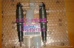 小松PC200-8喷油器柴油泵纯正原装