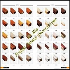 aluminum profiles of sliding door