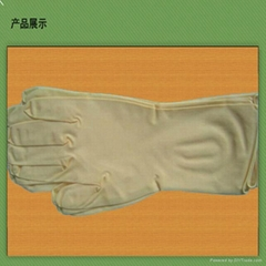 Free Powder Latex Gloves