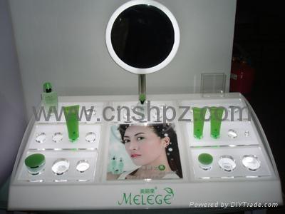 化妆品展示架 3