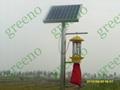 杭州太阳能杀虫灯