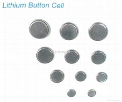 CR1220 3V lithium coin cell, button cell