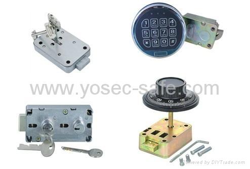 time delay locks - E-819R lock - YOSEC (China Manufacturer