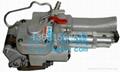 气动塑钢带打包机MV-19E 2