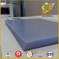 专业生产PVC透明厚板