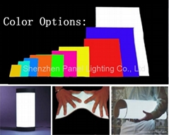 Lighting EL backlight in A3 size