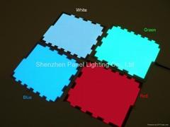 DIY EL backlight sheet