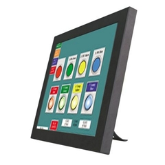 "19""(4:3 or 16:9)lcd monitor with touch panel-(YL5)"