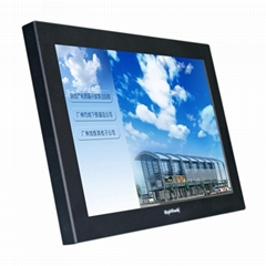 "22""(16:9)lcd touch screen monitor-(YL5)"