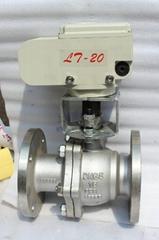电动球阀-(Q941F-16P系列电动球阀)