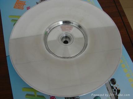 DISK靜電噴漆霧化盤旋碟 1