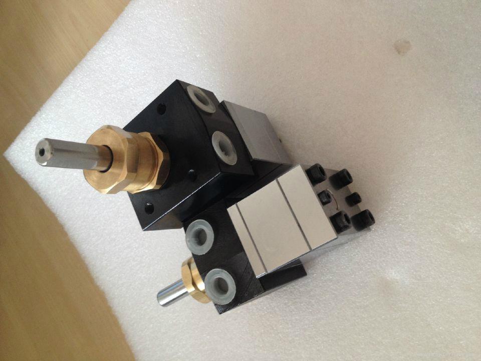 DISK静电喷漆涂料齿轮泵 1