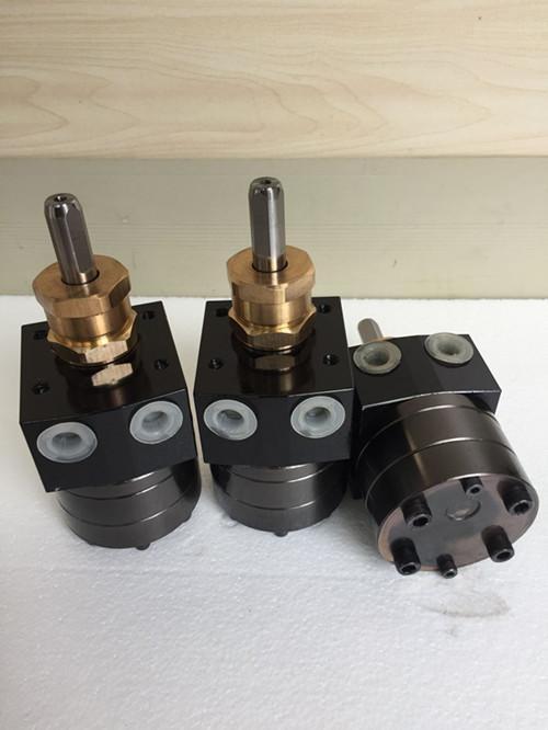 DISK靜電噴漆塗料齒輪泵 1