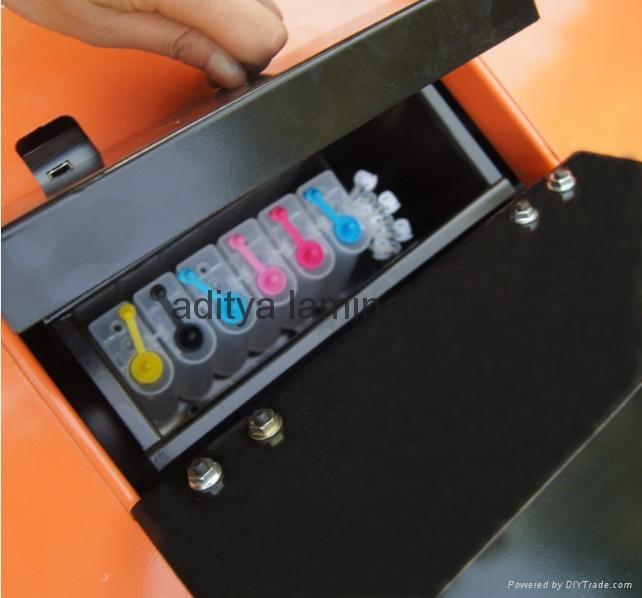 Flatbed Printer 3