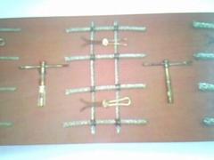 钢丝绳网片