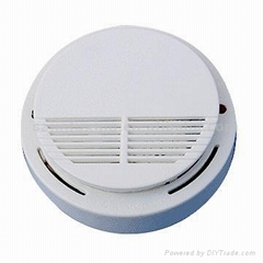 Special smoke detector for warehouse