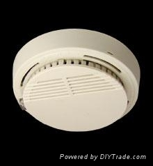 High sensitivity smoke detector