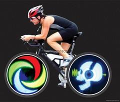 腳踏車炫彩風火輪