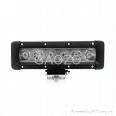 LED 60W Spot/Flood Switching Lighting Bar