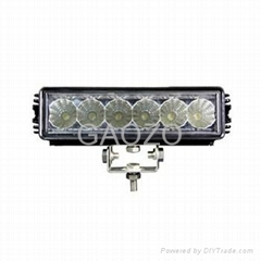 LED 18W Flood Lighting Bar