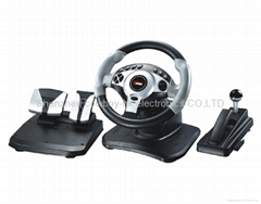 for ps2 2in1 steering wheel