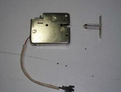 自助售货机电子锁