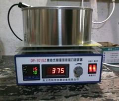DF-101SZ數顯轉速集熱式磁力攪拌器