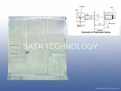 电线电缆烟密度试验机