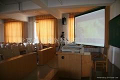 供应园林大厦多媒体教室壁挂音箱安装
