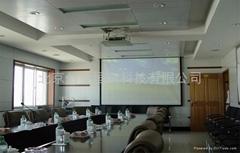 小型多媒体会议室设计安装