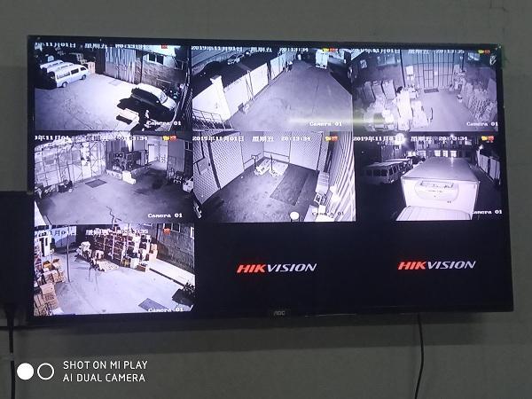 北京豐台區幼儿園監控攝像頭安裝調試 2