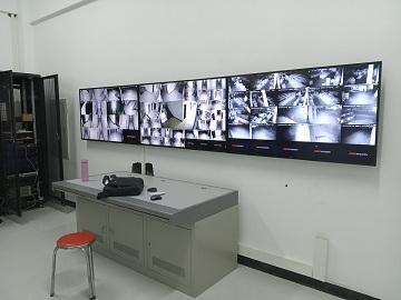 北京豐台區幼儿園監控攝像頭安裝調試 3