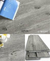 石塑PVC鎖扣地板