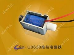 推拉電磁鐵U0630