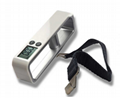 0kg/10g LCD Digital Hanging Luggage Weight Options Electronic Hook Scale 2