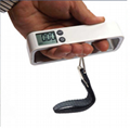 0kg/10g LCD Digital Hanging Luggage Weight Options Electronic Hook Scale 3