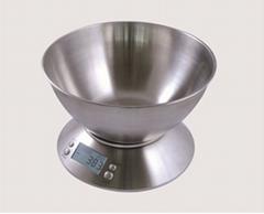 5kg/1g digital stainless steel kitchen