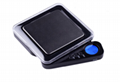 hot sales pocket scale jewelry scale with Stretch function 4