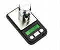 0.01g x 200g Mini Pocket Scale with LCD Blue backlight display