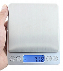 3kg*0.1g Kitchen Scale