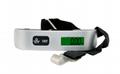 LCD display 50kg digital luggage scale