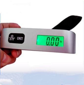 LCD display 50kg digital l   age scale 5