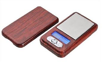 wood grain 100g*0.01g mini pocket scale 1