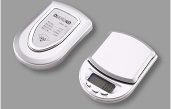 Slim Design Pocket  Scale 1