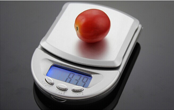 Slim Design Pocket  Scale 3
