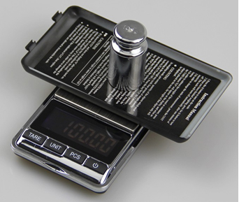 Counting function electronic pocket scale 5