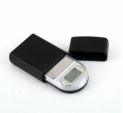 Lighter Style Pocket Sca